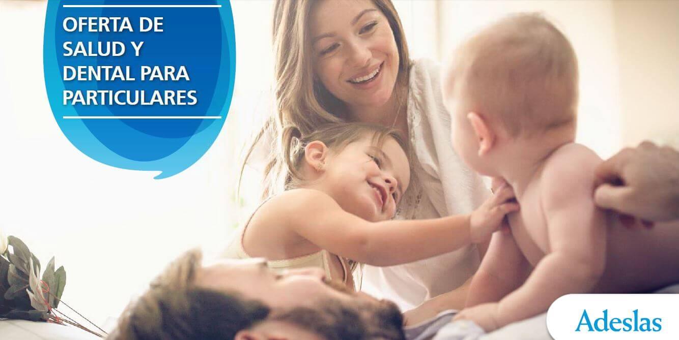 oferta salud y dental para particulares